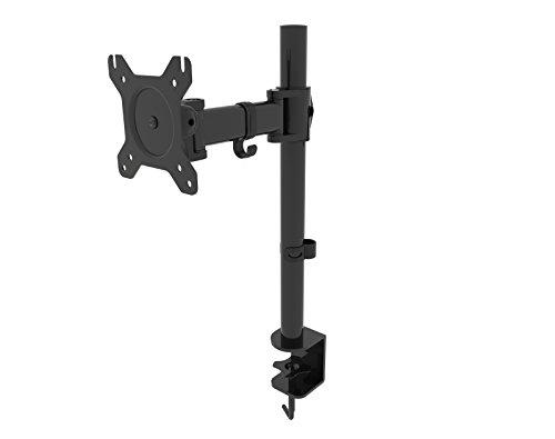 HFTEK HF27DB - Monitor TV Tisch-Halterung Halter Mounts für Bildschirme von 13 bis 34 Zoll – VESA 75/100