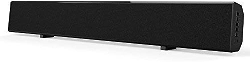 [Upgraded] Sound Bar COWIN Sound Bars for TV 30 inch Wired and Wireless Bluetooth Soundbars Home Theater Surround Soundbar Included Remote Control