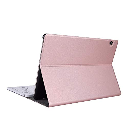 KOLIU Multi-Color Bluetooth Keyboard With Cover For Hw Mediapad T5 10 10.1 Ags2l09 Ags2w09 Ags2l03 Case Keyboard For Hw T5 10 10.1 Capa (Color : T5-10 DY JP fense)