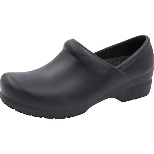 Anywear Women's GUARDIANANGEL Uniform Dress Shoe, Black, 9 M US