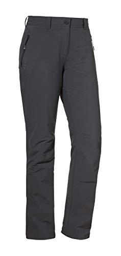 Schöffel Damen Pants Engadin Hose Unwattiert, Grau (charcoal), 48