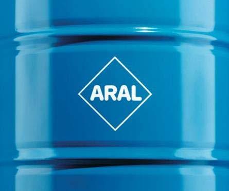 Aral 60 Liter Motoröl NFZ MegaTurboral S3 10W-40, 60L DE (9089100147)