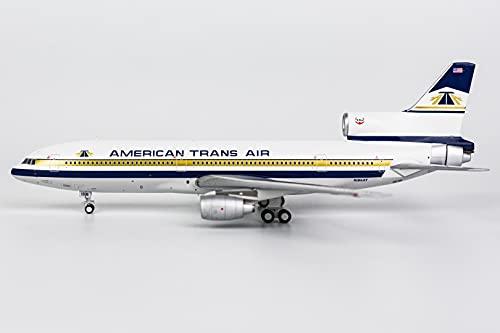 NG Model NGM31016 1:400 American Trans Air Lockheed L-1011-1 Reg #N186AT (pre-Painted/pre-Built)