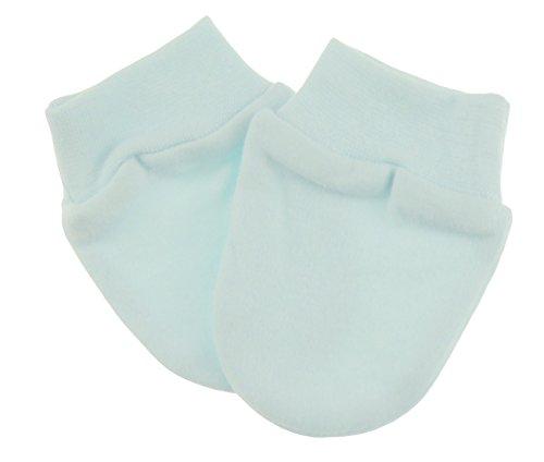 Glamour Girlz - Guantes - para bebé niño Azul Puño azul. Talla única
