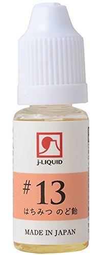 国産 日本製 電子タバコ専用フレーバーリキッド j-LIQUID(1本) (はちみつのど飴)