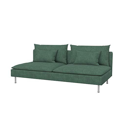 Soferia - Funda de Repuesto para sofá Cama IKEA SÖDERHAMN