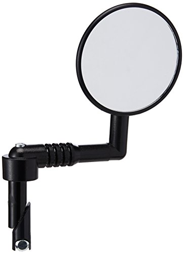 Mirrycle MTB Bar End Mountain Bicycle Mirror , Black