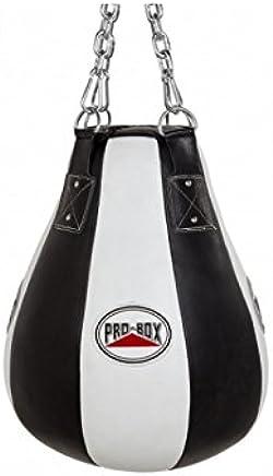 Pro Box schwere Leder Mais Boxsack Ball Haken und Jab Tasche Gym Home B077HT2YLW       Zarte