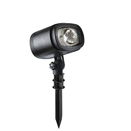 EASYmaxx LED-Strahler Polarlicht 3W, schwarz