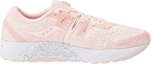 Saucony Women's Guide ISO 2 Running Shoe, Apricot Quakemustard, 8.5 M US