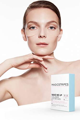 Magicstripes Wake Me Up Collagen Eye Patches, 5 Stück