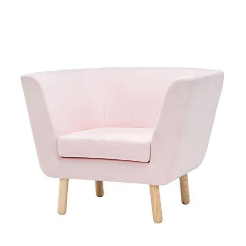 Nest Easy Chair Sessel Design House Stockholm-Rosa