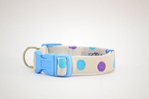 Collar para perro TL'Topitos' (Ancho 2,5cm)