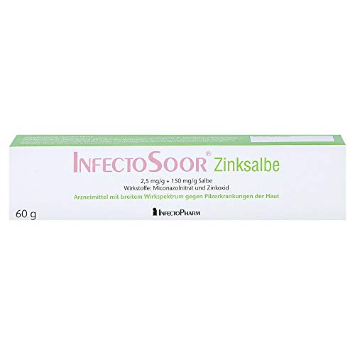 INFECTOSOOR Zinksalbe 60 g