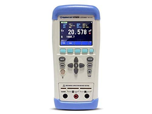 JIAHONG Multímetro La pantalla del multímetro digital AT826 portátil LCR Medidor digital Digital