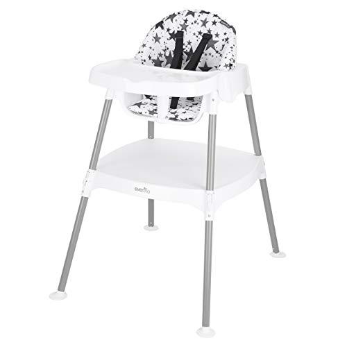 Evenflo 4-in-1 Eat & Grow Convertible High Chair