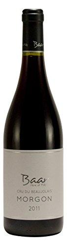 Morgon Cru du Beaujolais AOC 2011 - Hochwertiger französischer Rotwein - 100% Gamay, trocken und vollmundig