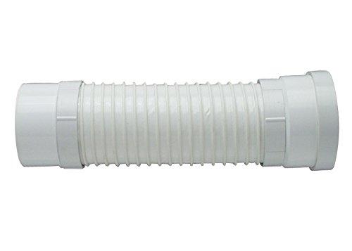 Cornat CKASTF400 WC-Ablaufstutzen, flexibel, 430 mm