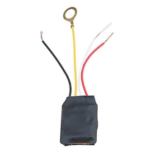 BQLZR Bureau Table clair Pi¨¨ces 3 Voies Contr?le Tactile Capteur Ampoule lampe