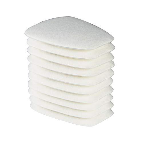 Safety Respirator Filter Cotton (5 Pairs)