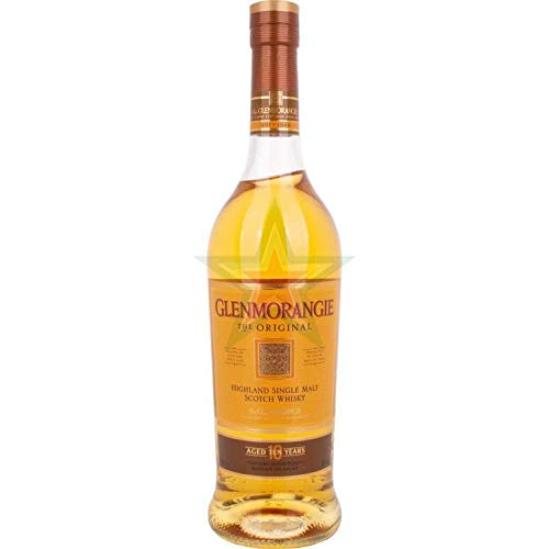 Glenmorangie THE ORIGINAL 10 Years Old Highland Single Malt Scotch Whisky 40,00% 0,70 Liter
