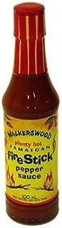 Walkerswood Jamaican Firestick Pepper Hot Sauce - 3.38 oz (pack of 6)