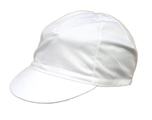 Skaide Radmütze Unifarben (Weiß)