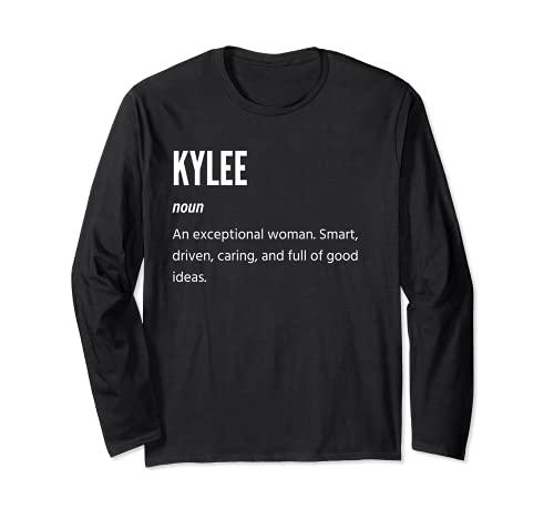 Kylee Gifts, Noun, An Exceptional Woman 長袖Tシャツ