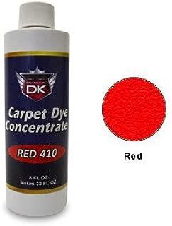 red automotive carpet