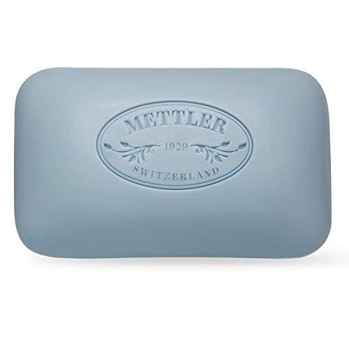 Mettler1929 Savon Hydratant pour Mains et Visage, 100g │pour peau sèche et déshydratée │végan – sans SLS – sans parabènes – fabrication Suisse