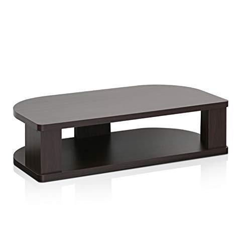 "FURINNO Indo Wide Swivel Shelf for TV, 31.4"""