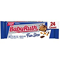 24-Count Baby Ruth Milk Chocolate-y Candy Bars