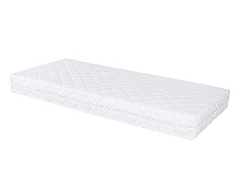 Inter 7 matras 7 zones pocketveringmatras, 100% polyester, 140x200 cm