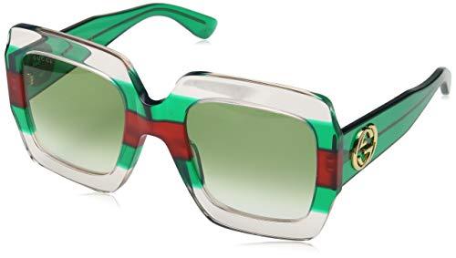 Gucci GG 0178 S- 001 MULTICOLOR/GREEN Sunglasses