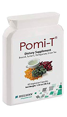 Pomi-T Polyphenol Food Supplement 60 Capsules (Pack of 2)