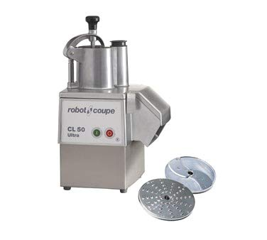 Robot Coupe CL50 Ultra Commercial Food Processor, 1-1/2 HP, 120v