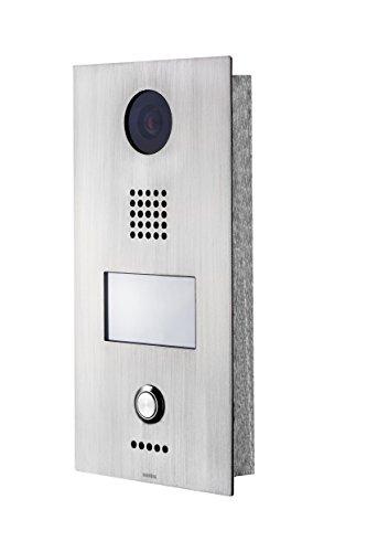Wantec Monolith C IP Vision 1T Türsprechstelle mit 1-Taste