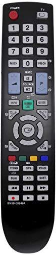 ALLIMITY BN59-00940A Fernbedienung Ersetzen für Samsung LE32B530 LE37B530 LE40B530 LE40B550 PS42B450 PS50B450