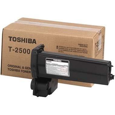 Toshiba T-2500Für Laserdrucker 15000páginas schwarz–Tonerpatrone (Patrone, schwarz, laser, Toshiba E-Studio 20/25/200/250, schwarz, hoch)