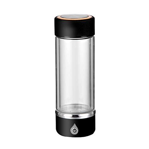 RNGNB waterstof-watergenerator, draagbare hydrogen-reinich generator-waterflessen-glazen waterkan Smart Water Bottle
