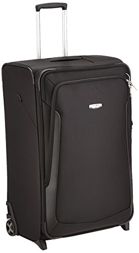 Samsonite X'Blade 3.0 Upright 77 Espandibile (77cm-134L), Poliestere, Nero (Black)