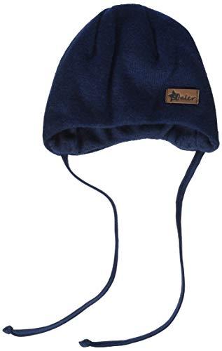 Sterntaler Unisex Baby Mütze Beanie Hat, Marine, 41 EU