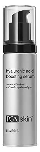 PCA SKIN Hyaluronic Acid Boosting Serum - Anti-Aging Hyaluronic Acid Serum with Niacinamide for Instant Hydration (1 oz)