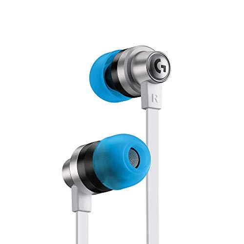 Logitech G333 K/DA Gaming Earphones - in-Line Mic and Controls - Gaming-Grade Dual Drivers - Durable...