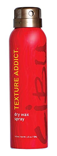 CIBU Texture Addict Dry Wax Spray, 4.5 Fluid Ounce