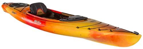 Old Town Canoes & Kayaks Loon 120 Recreational Kayak (Sunrise, 12 Feet)