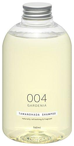 TAMANOHADA 004 Gardenia Natural Hair Shampoo for Women and Men,...