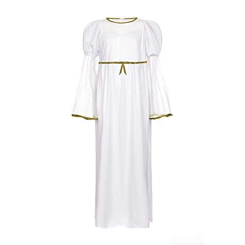Kostümplanet® Engel-Kostüm Mädchen 152 Kinder Kostüm Fasching Weihnachten