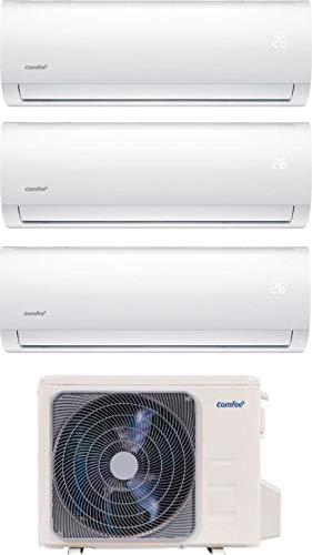 Climatizzatore Trial Split Inverter 9000 + 9000 + 12000 Btu Classe A++ A 2xSIRIUS-9E +1 SIRIUS-12E IU + 3E-27K