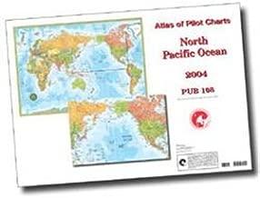 PUB108 Atlas of Pilot Chart: North Pacific Ocean (3rd Edition)